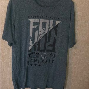 Fox size Xl